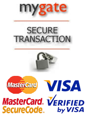 Mygate Secure Transaction with 3D Secure Mastercard Securecode and Verified By Visa