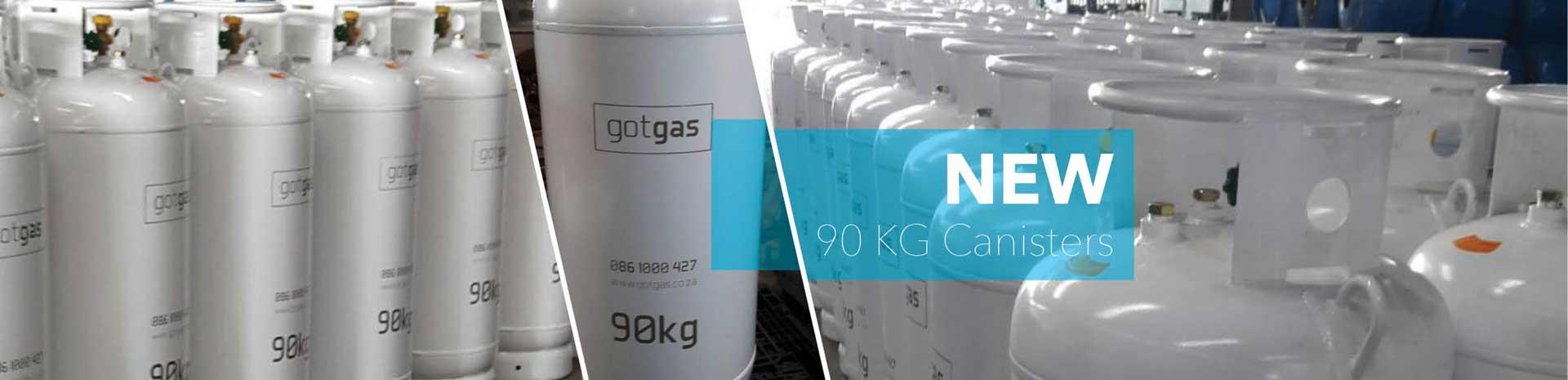 Got Gas 90kgs